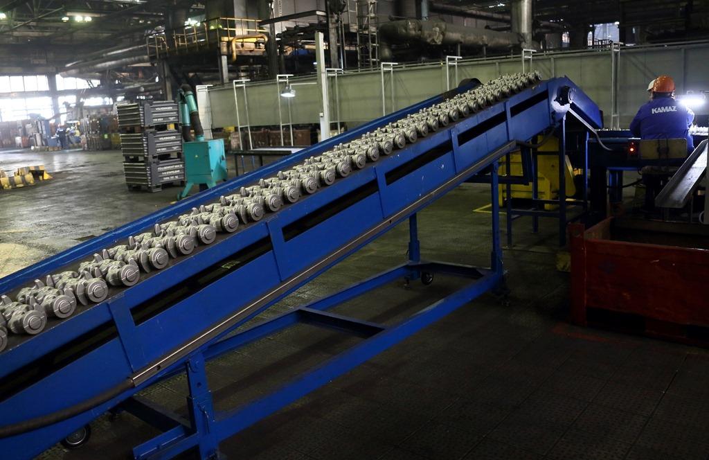 Продукция кузнечного завода «КАМАЗа» – для известного автоконцерна