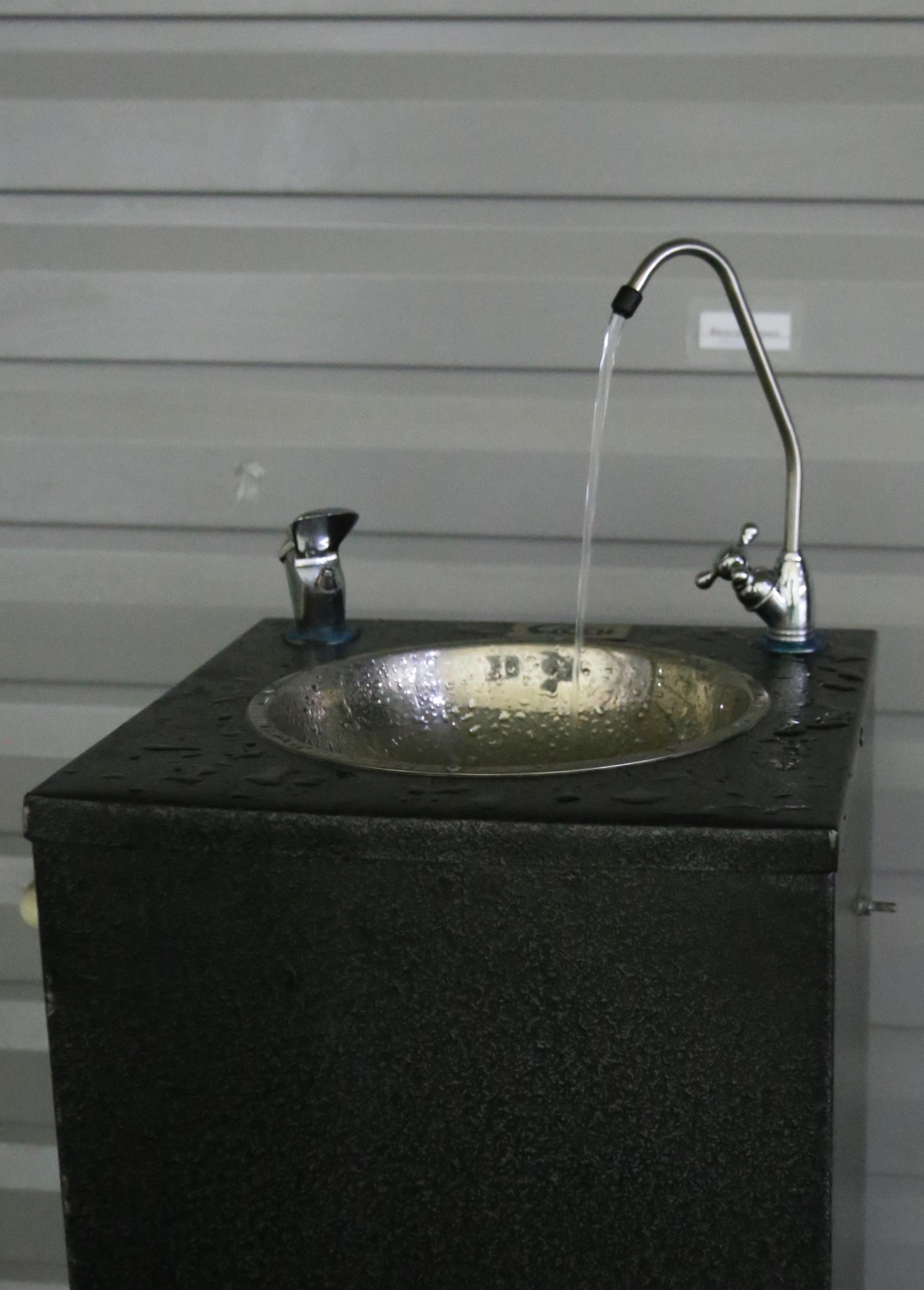 На «КАМАЗе» обновляют аппараты питьевой воды