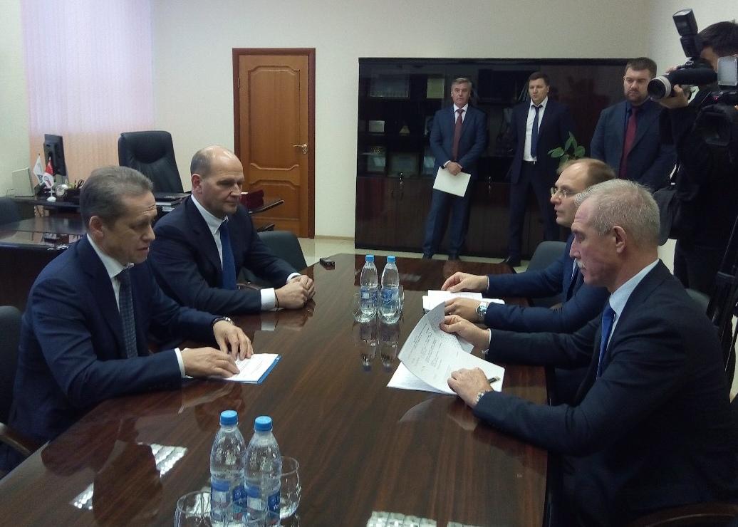 Губернатор Ульяновской области посетил ОАТ