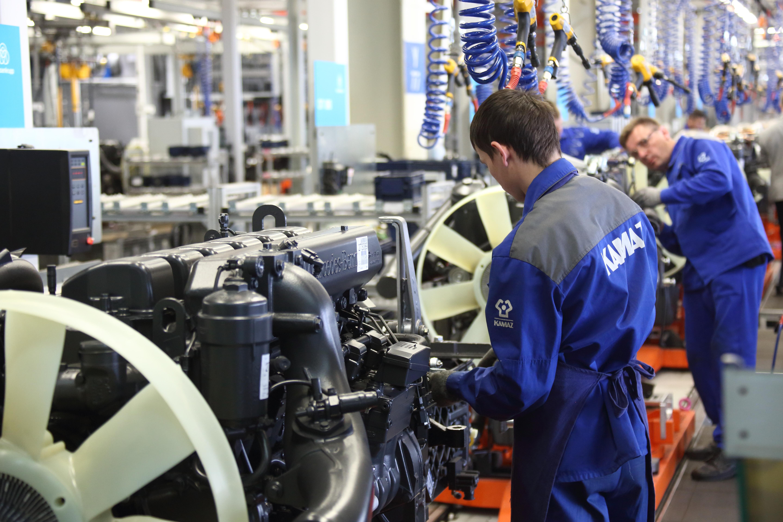 «КАМАЗ» подвёл итоги производства в мае