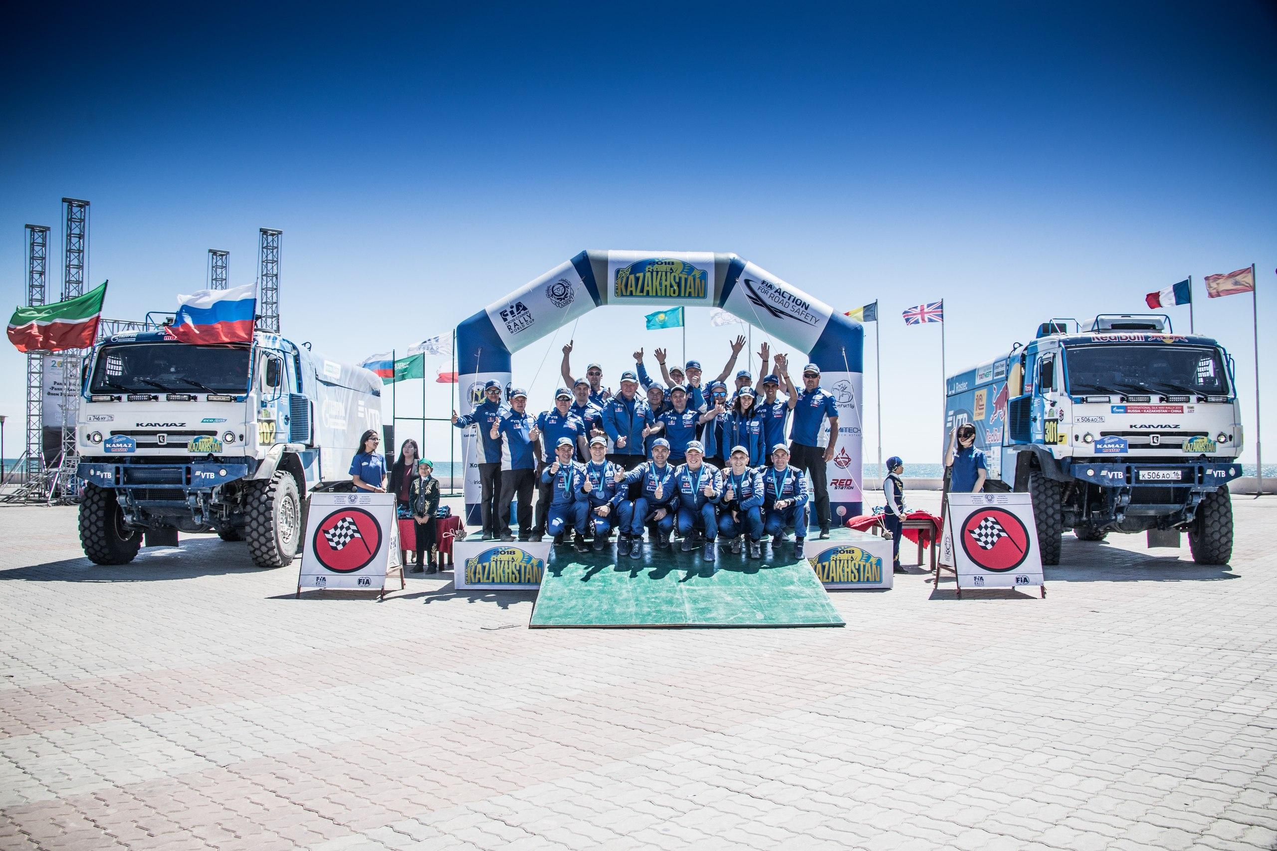 «Ралли Казахстан-2018»: тестирование прошло успешно