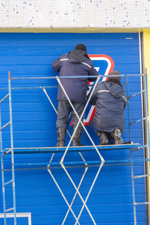 В производственных корпусах «КАМАЗа» обновляют ворота
