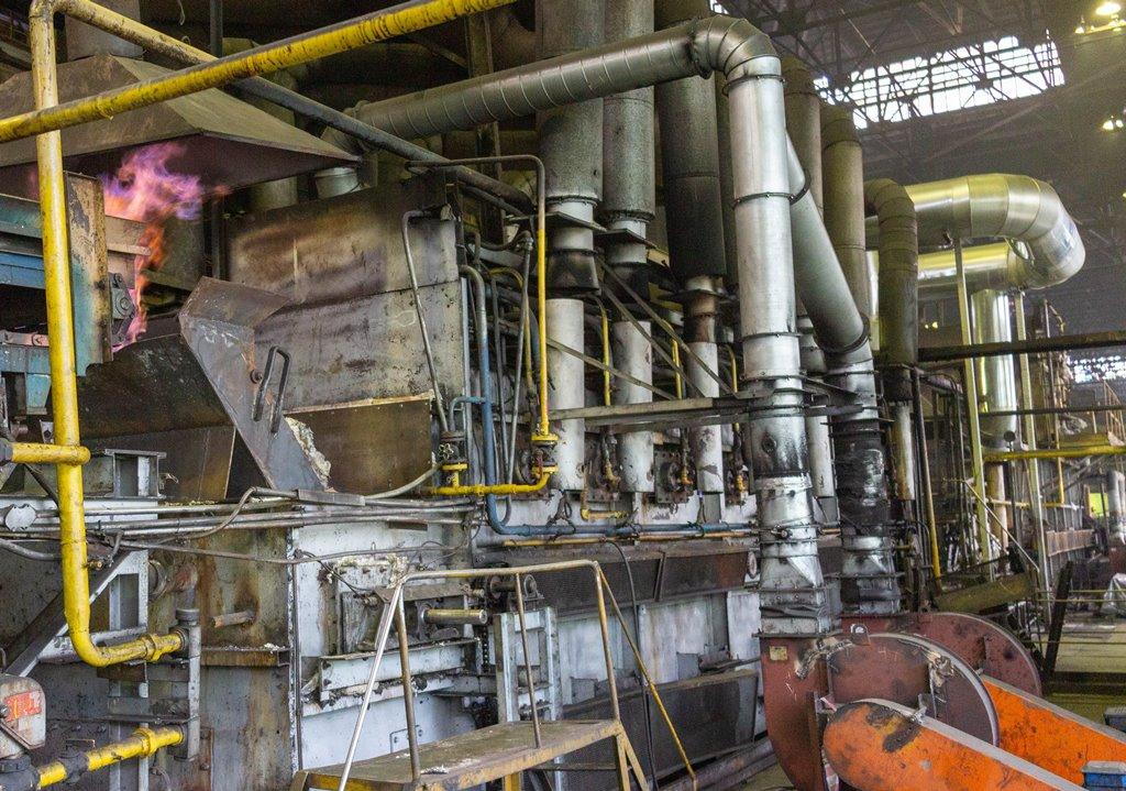 Капитальный ремонт оборудования на заводах «КАМАЗа»