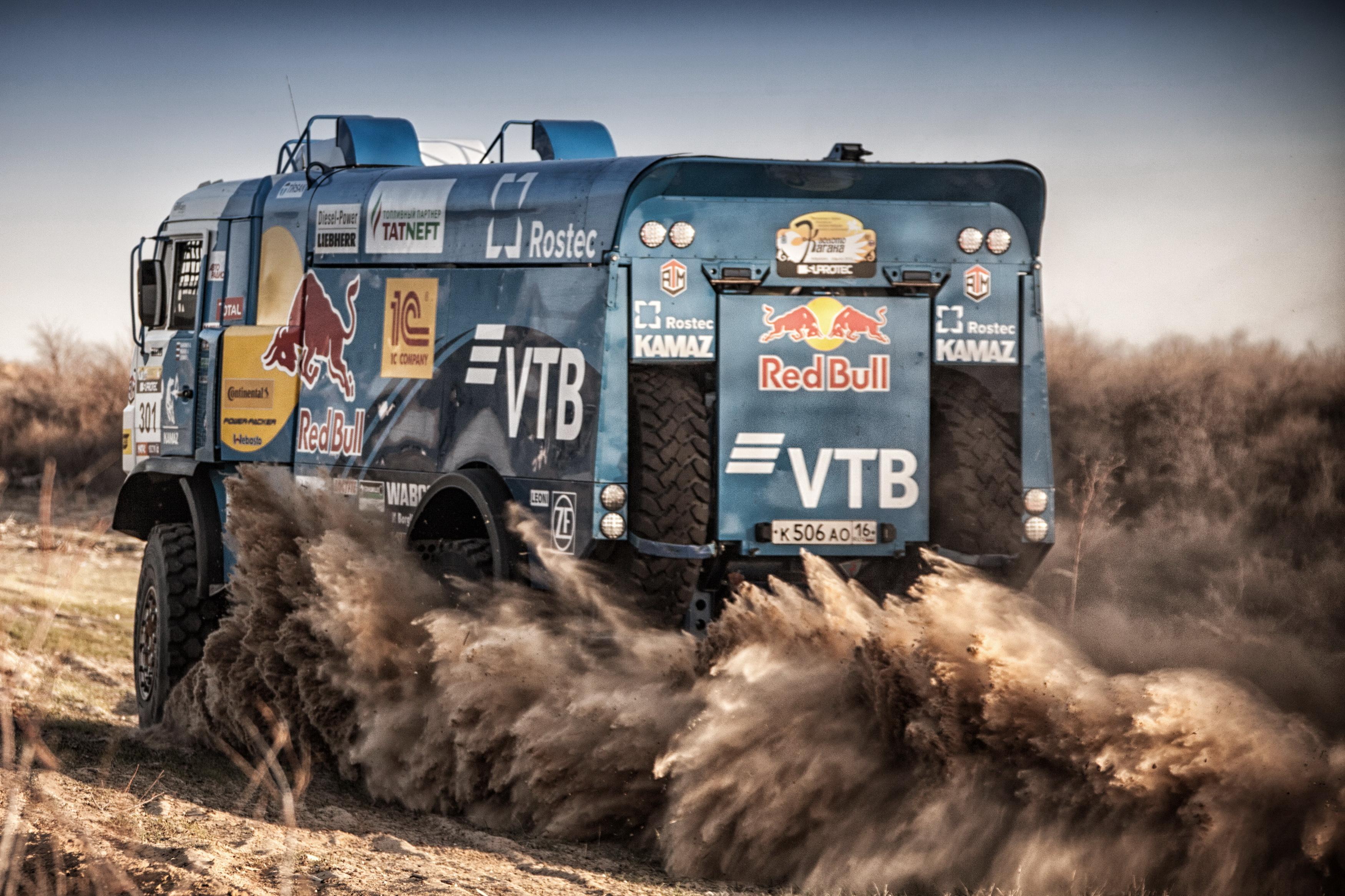 «КАМАЗ-мастер» выставит на ралли «Шёлковый путь-2018» шесть экипажей