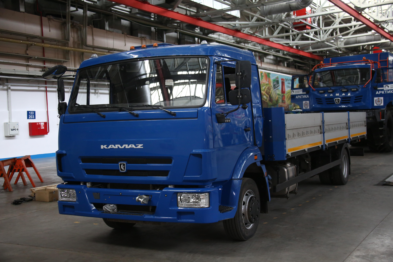 «КАМАЗ» запустит беспилотные перевозки