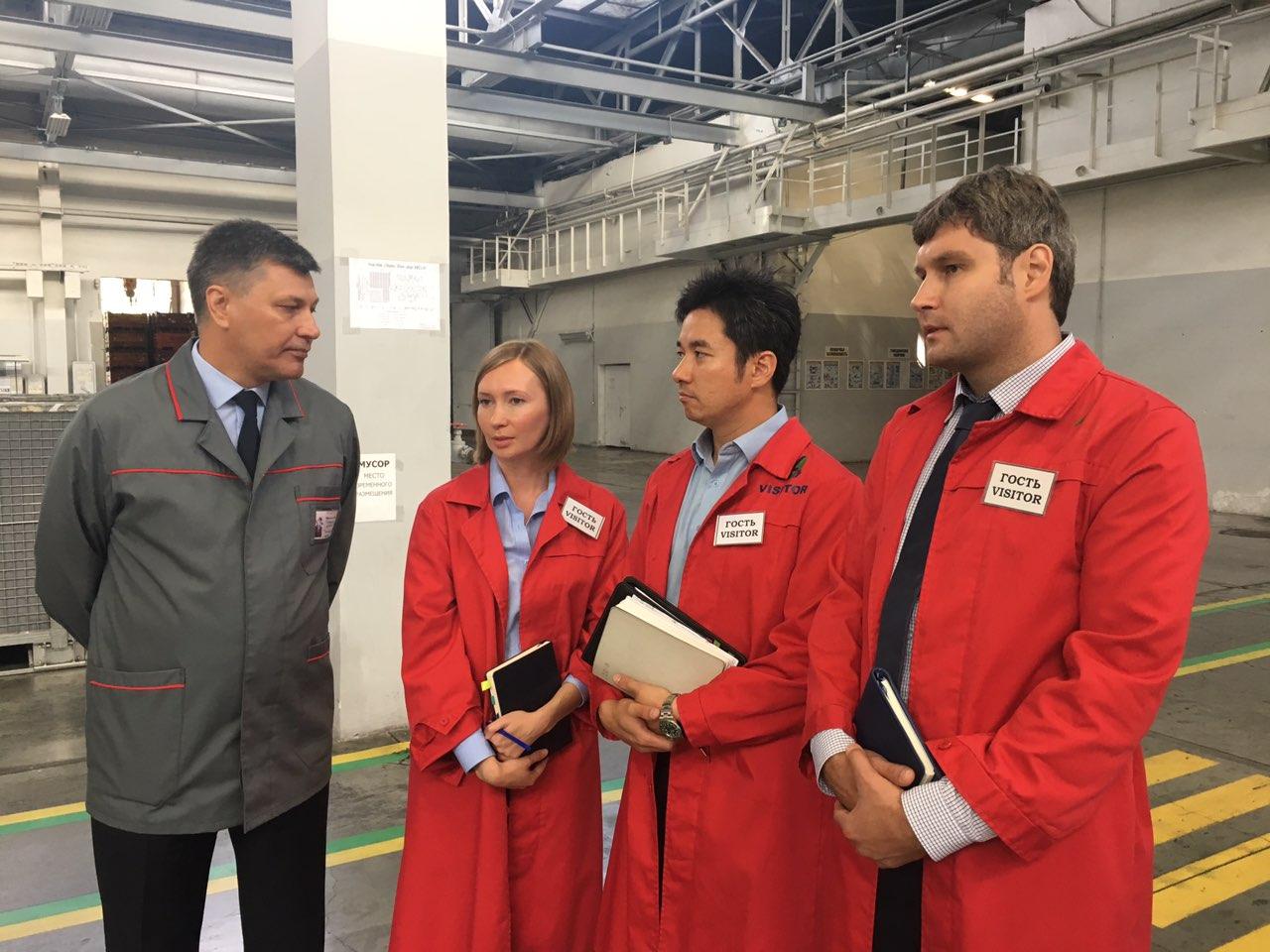 Специалисты ОАТ и HYUNDAI обсудили перспективы сотрудничества
