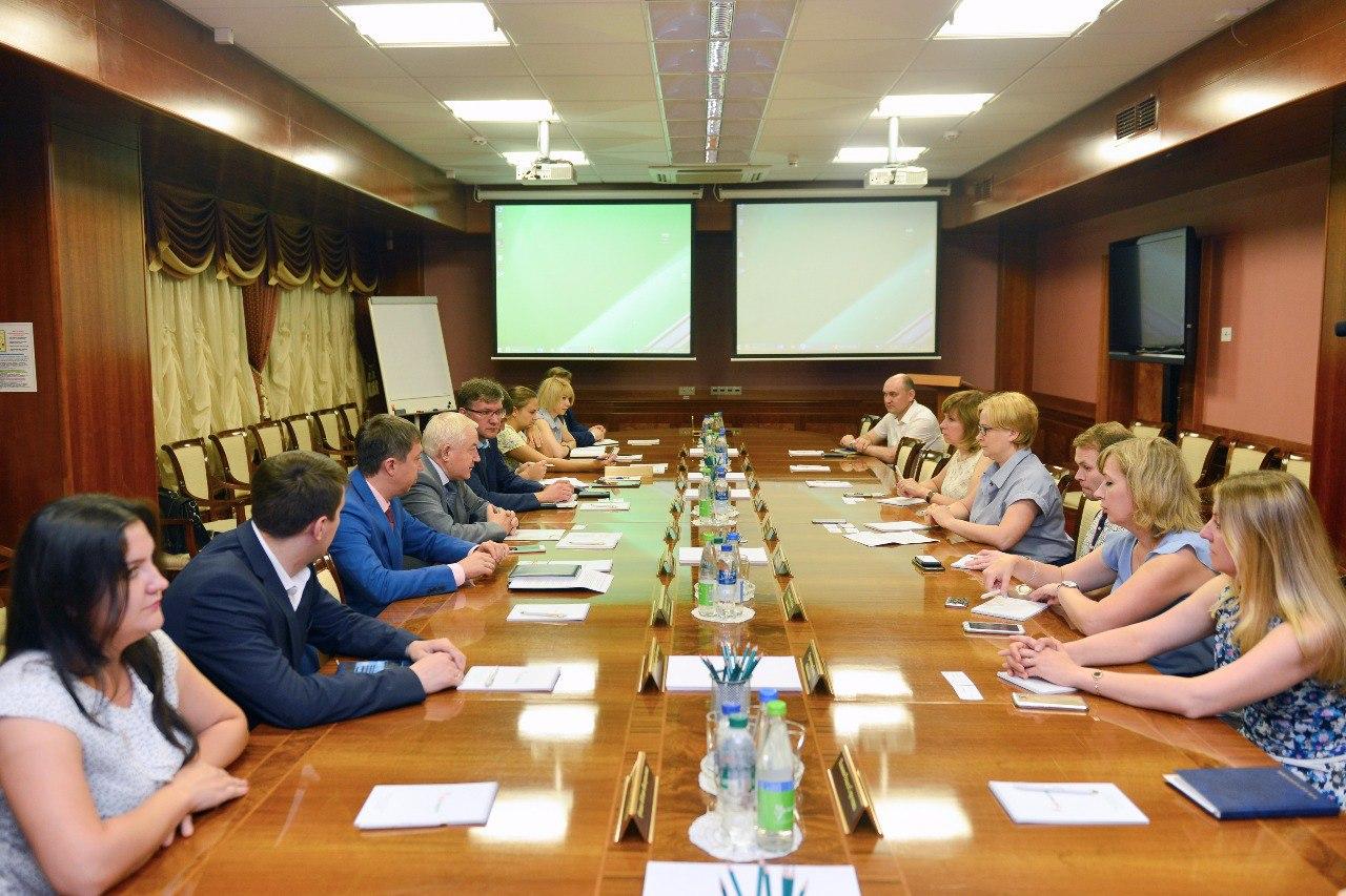 Камазовская делегация посетила «Татнефть»