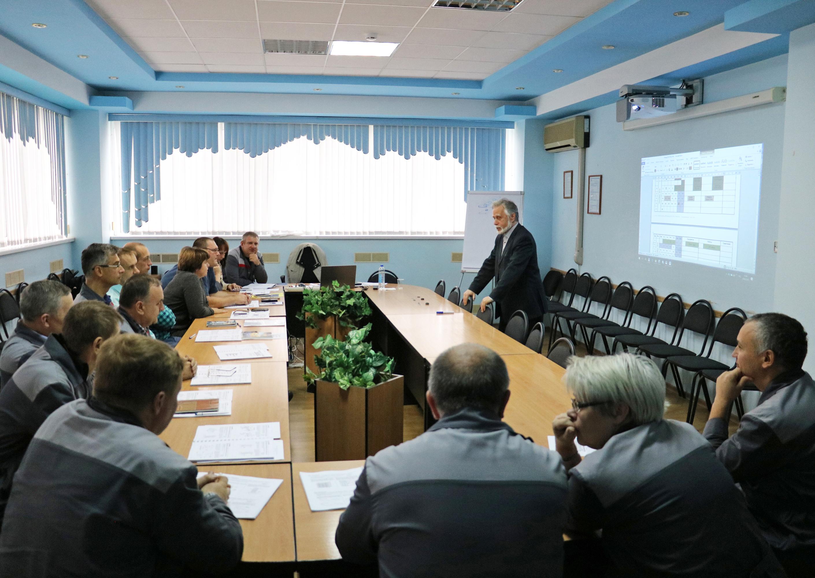 Обучающие семинары для Группы ОАТ