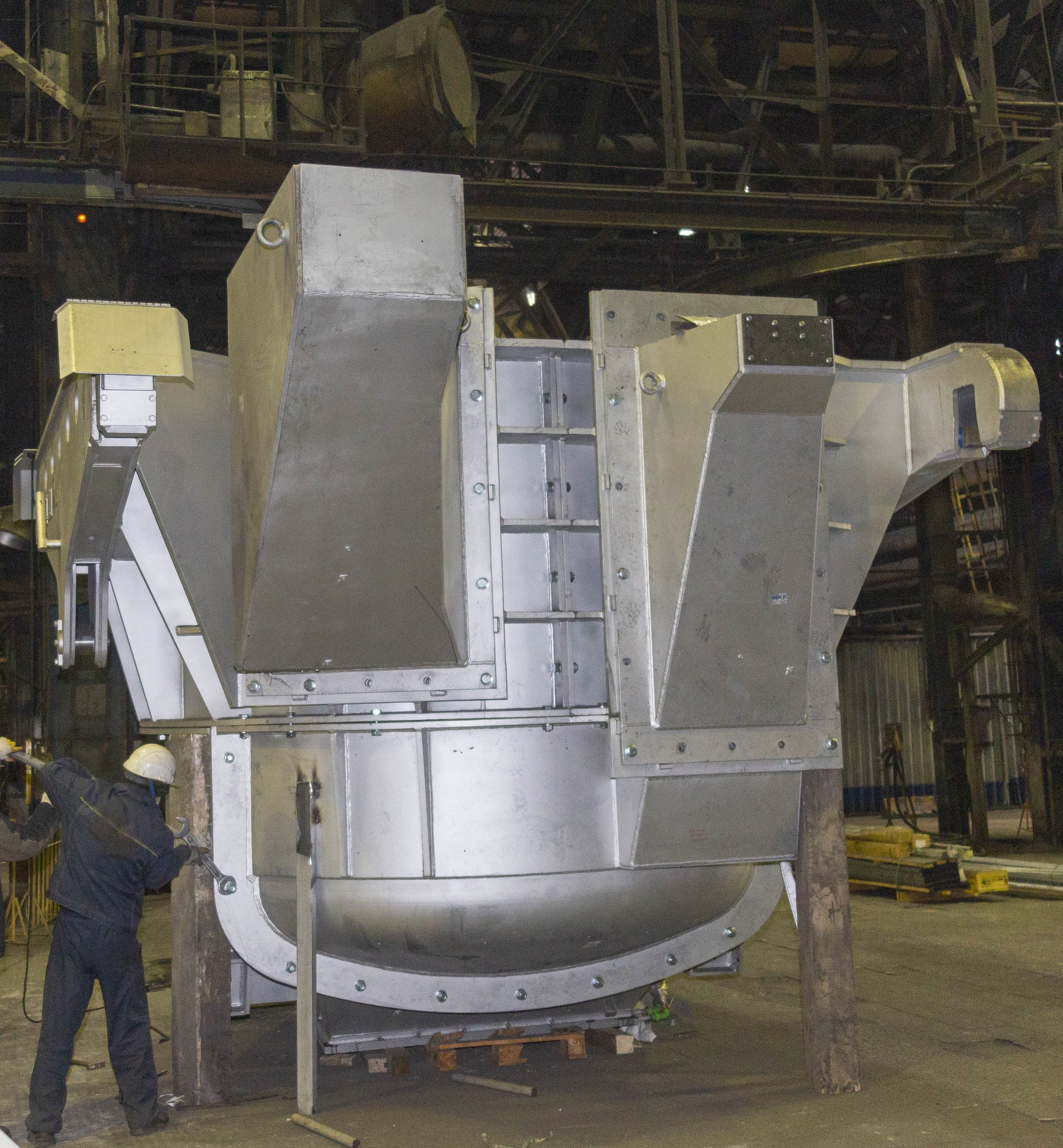 Новое литейное оборудование на «КАМАЗе»