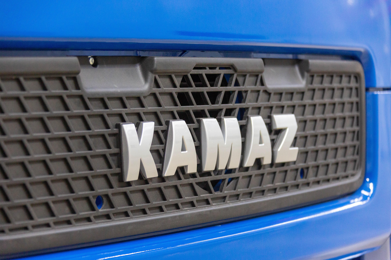 Электронная сервисная книжка  в онлайн-гараже для автомобилей КАМАЗ