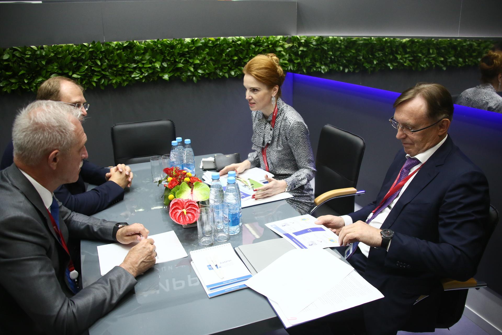 Сергей Когогин встретился с руководством Ульяновской области