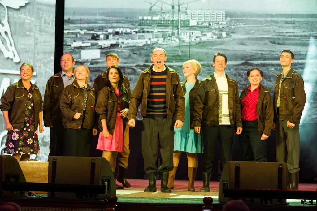 Театральная неделя на «КАМАЗе»
