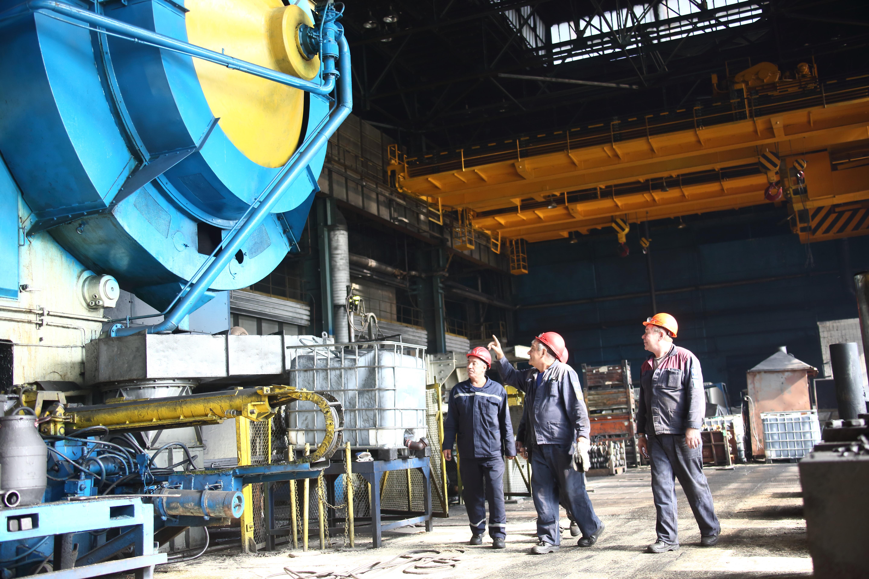 Кузнечный завод освоил производство новой поковки