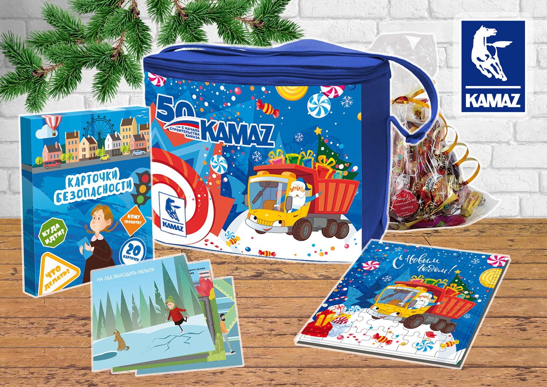 Подарки к Новому году – детям