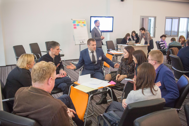 На «КАМАЗе» состоялась стратегическая сессия
