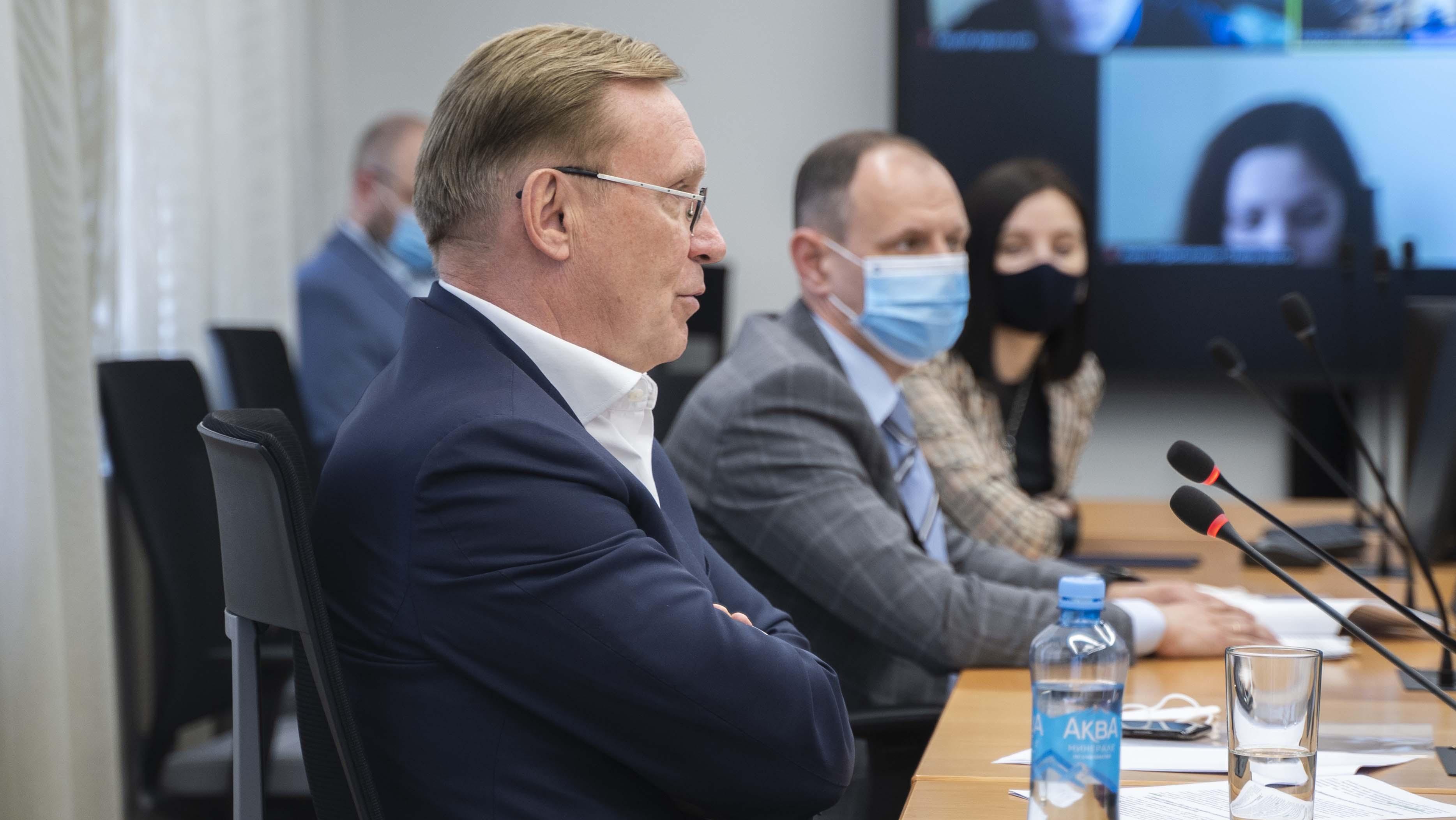 Сергей Когогин рассказал о финансовых итогах ПАО «КАМАЗ» за 2020 год