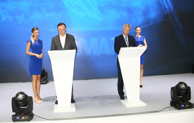 «КАМАЗ» и Мишлен подписали стратегическое соглашение о сотрудничестве