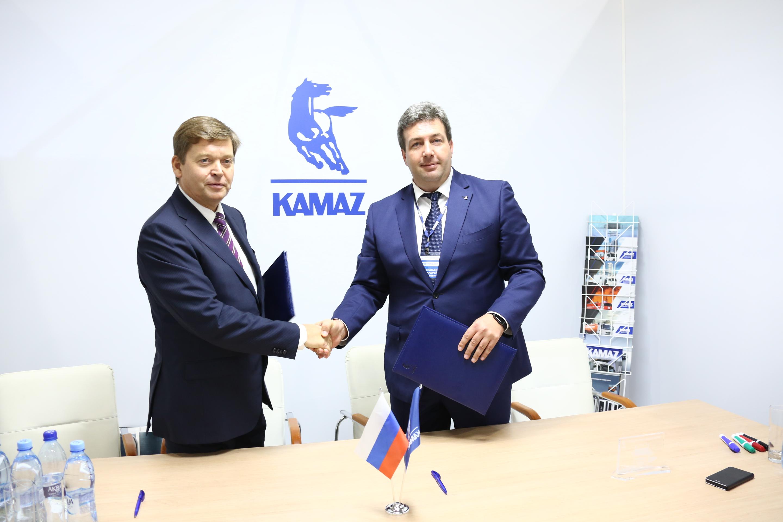 «КАМАЗ» разработает спецтехнику для нефтегазодобывающей отрасли