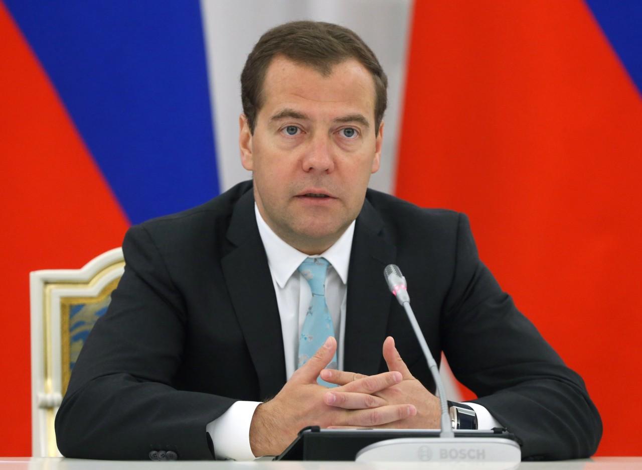 Дмитрий Медведев поздравил «КАМАЗ-мастер» с успехами на «Дакаре»