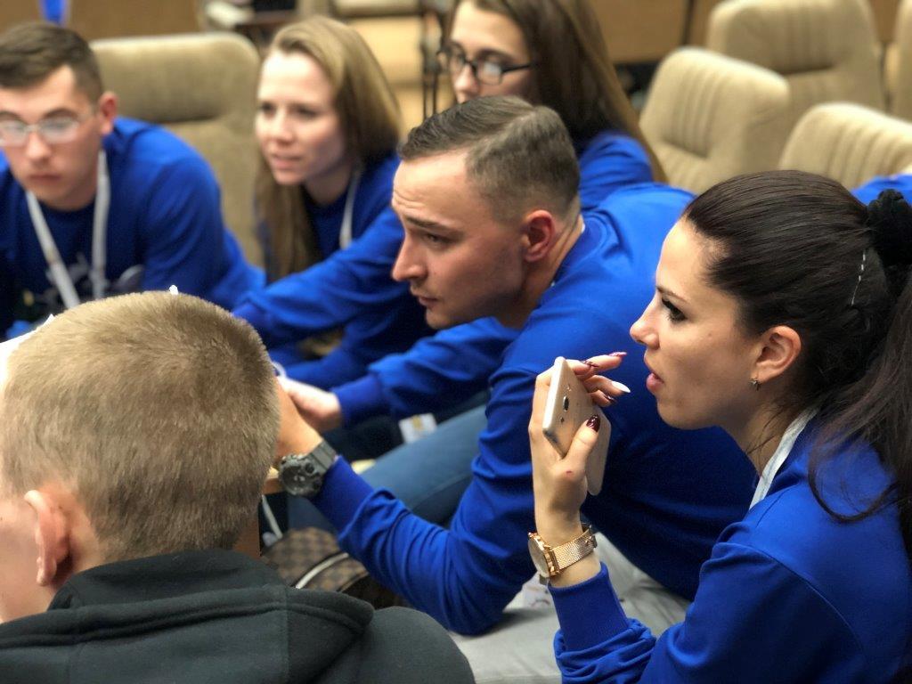 Камазовцы на Всероссийском форуме рабочей молодёжи
