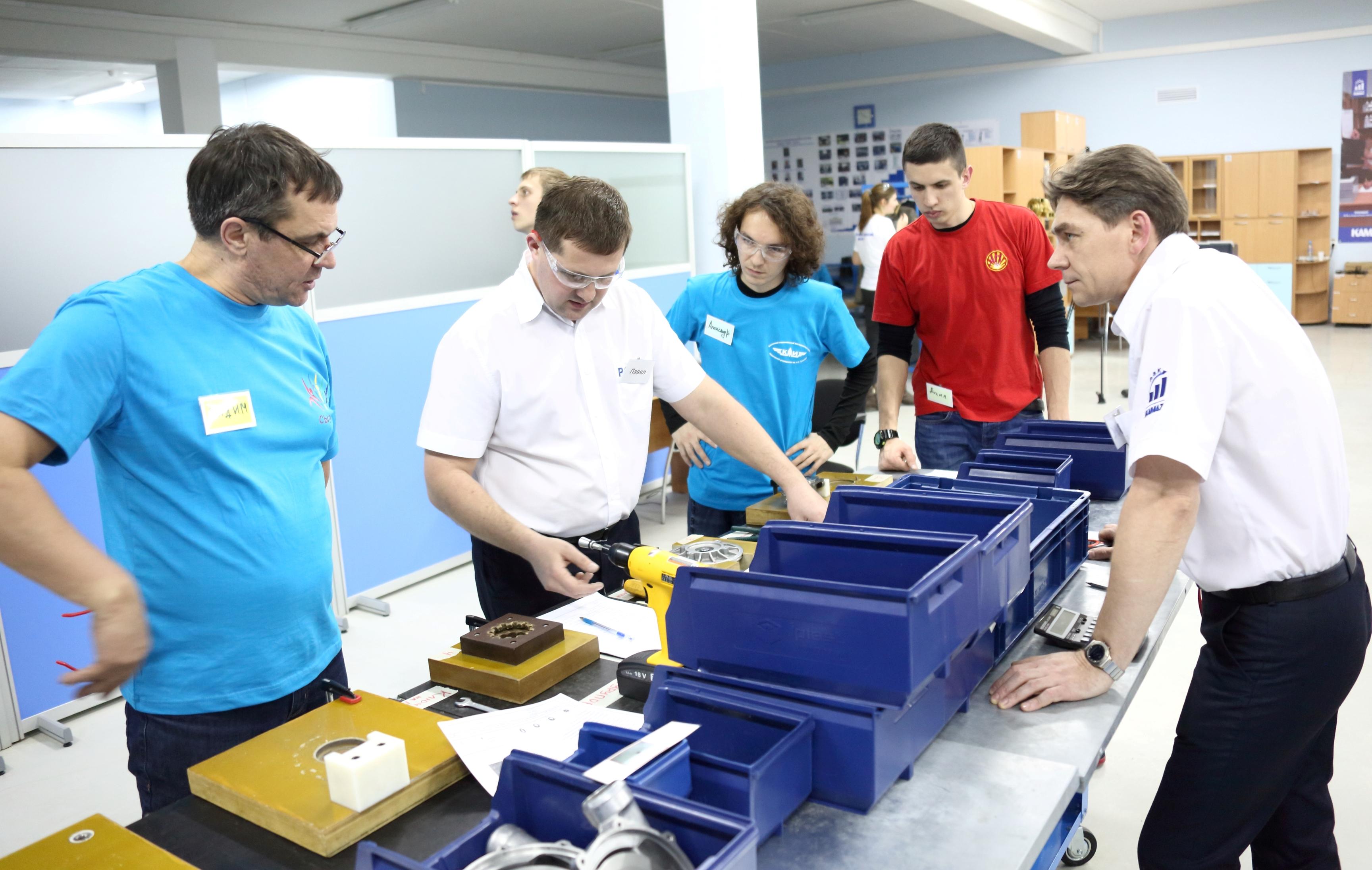 «КАМАЗ» проведёт тренинг по Е2Е для поставщиков