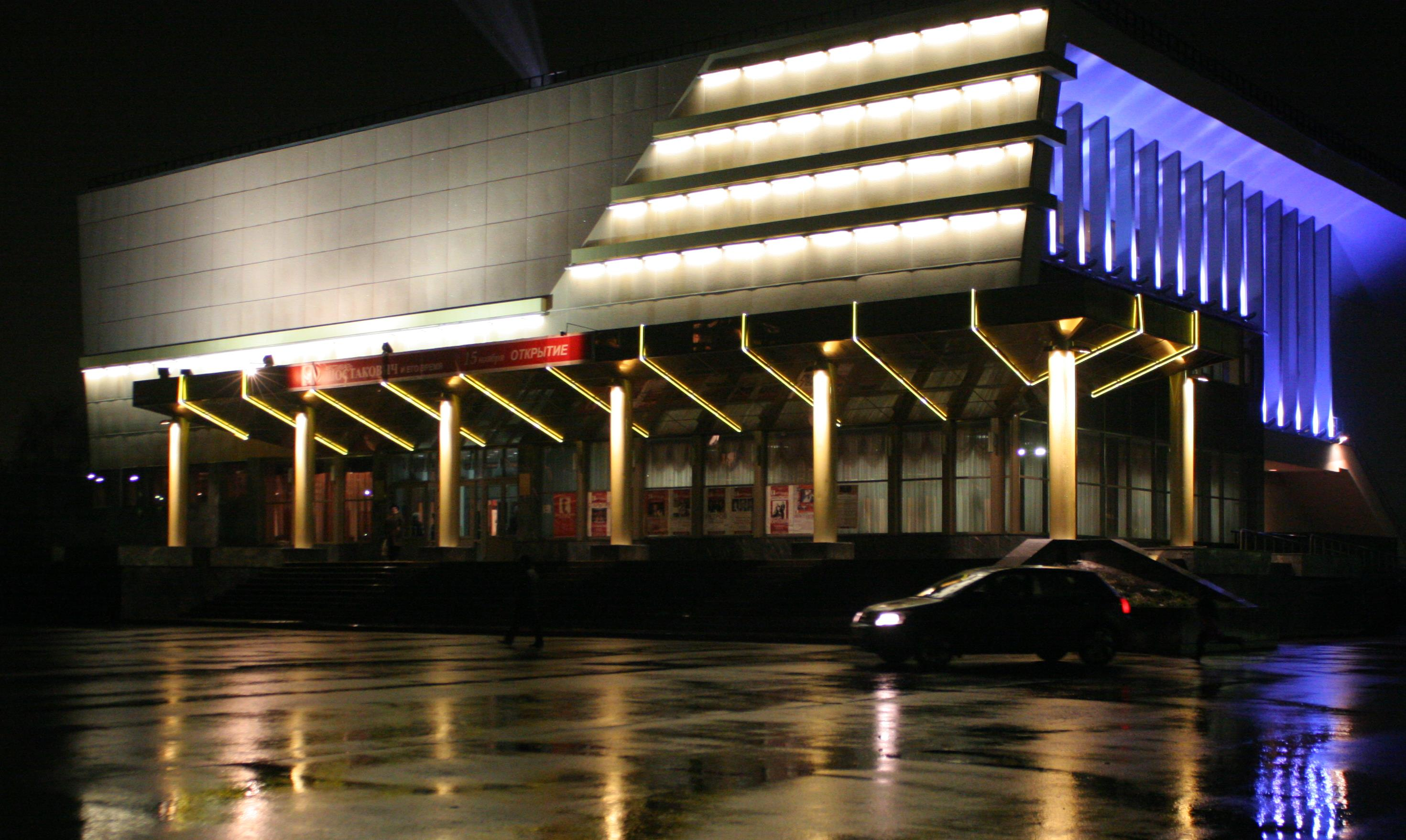 «КАМАЗ» поздравил с юбилеем Органный зал