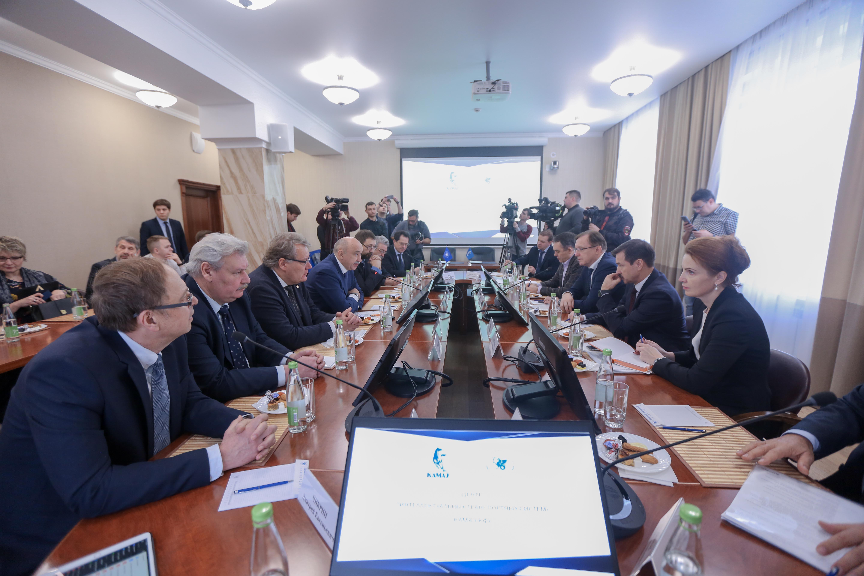 «КАМАЗ» и КФУ создали Центр интеллектуальных транспортных систем