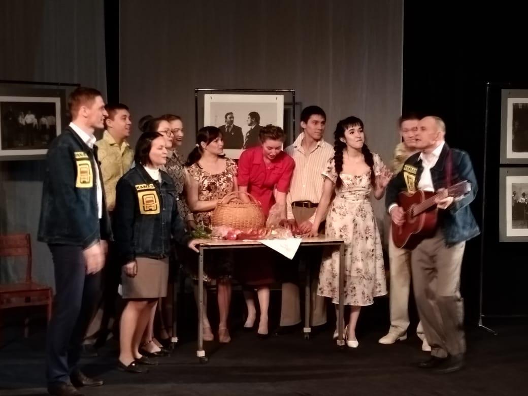 «Неделя театра» к юбилею «КАМАЗа»
