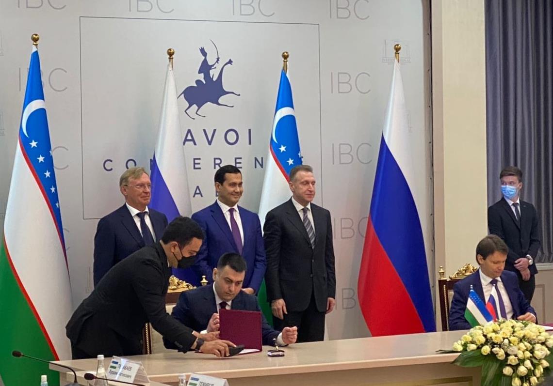 Генеральный директор «КАМАЗа» принял участие в бизнес-миссии российской госкорпорации ВЭБ.РФ в Узбекистане
