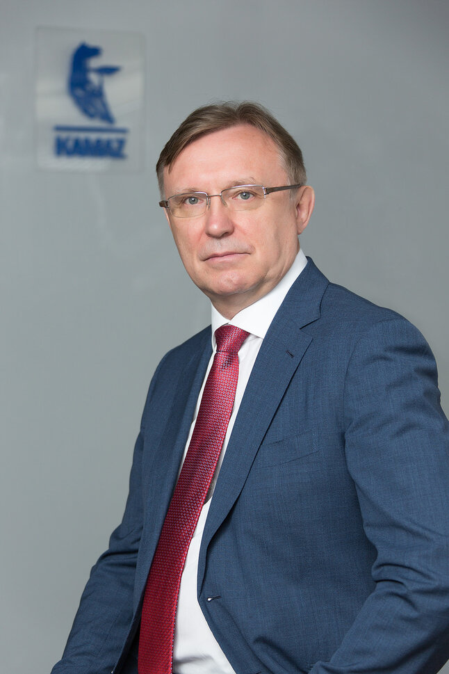 Обращение генерального директора ПАО «КАМАЗ»