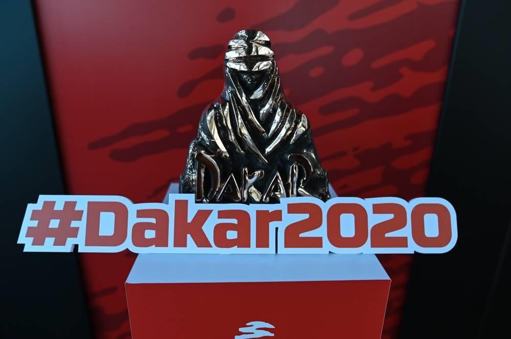 «Дакар-2020»:  новый маршрут песков и бездорожья