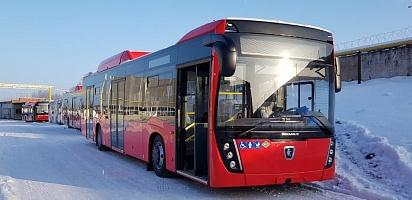 «КАМАЗ» планирует экспортировать пассажирский транспорт