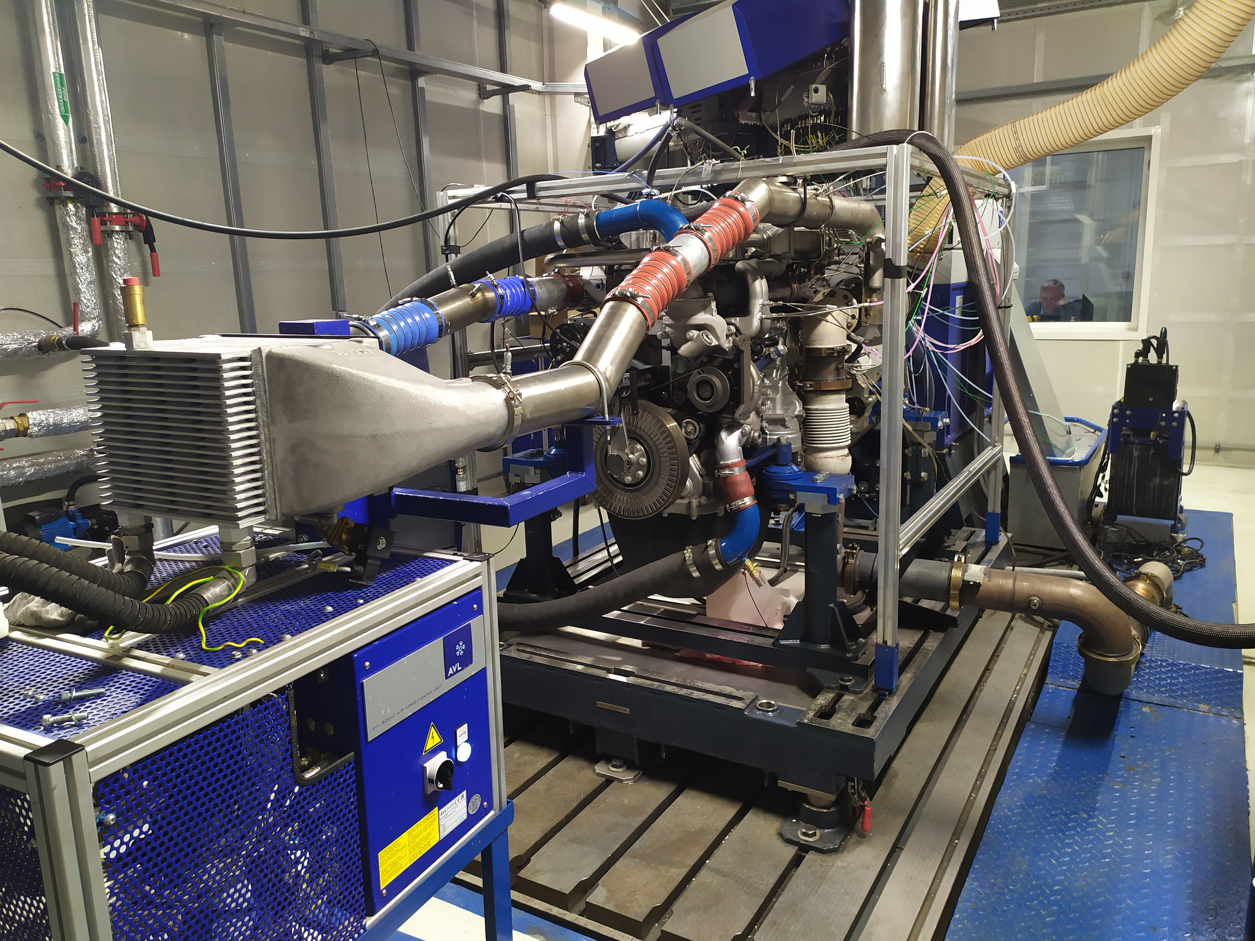 «КАМАЗ» начал разработку двигателя «Евро-6»