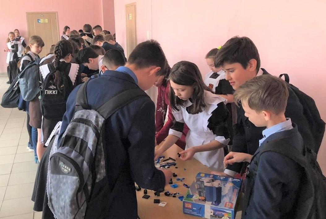 В школах проходят «Дни «КАМАЗа»