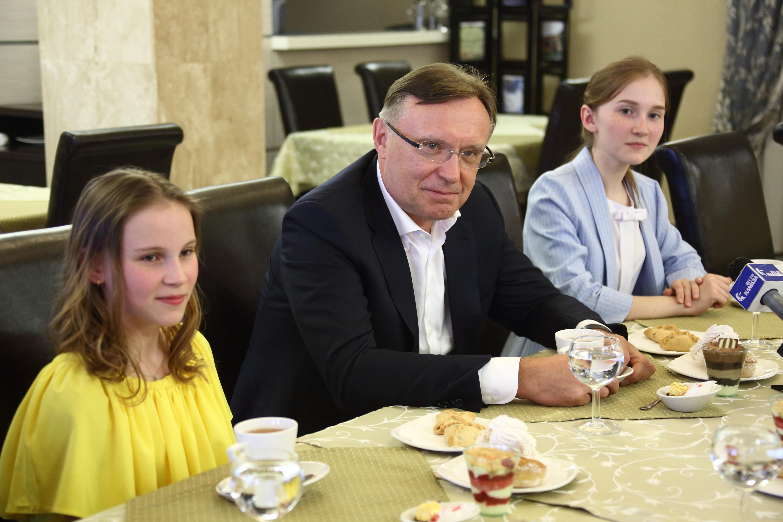Сергей Когогин финансово поддержал молодые таланты