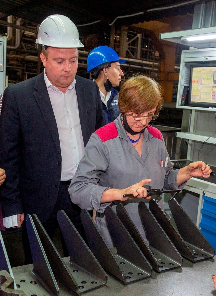 Рабочие места с SPC на «КАМАЗе»