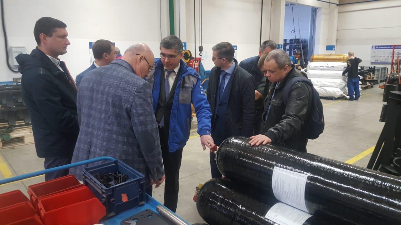 «КАМАЗ» обучил московских коммунальщиков