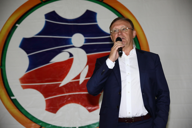 Сергей Когогин на форуме «PROFдвижение-2019»