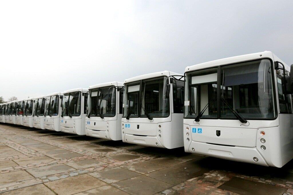 «КАМАЗ» существенно повысил продажи пассажирского транспорта