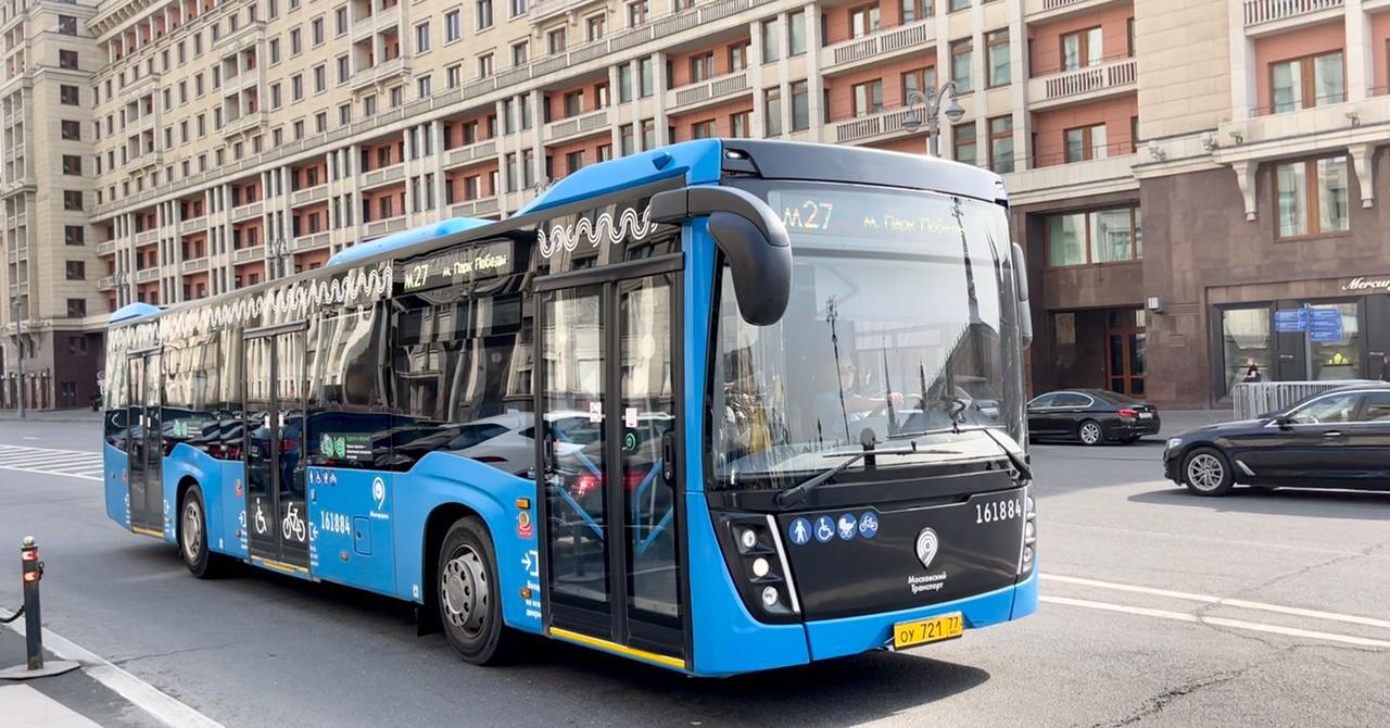 «КАМАЗ» выиграл конкурс на поставку автобусов для Москвы