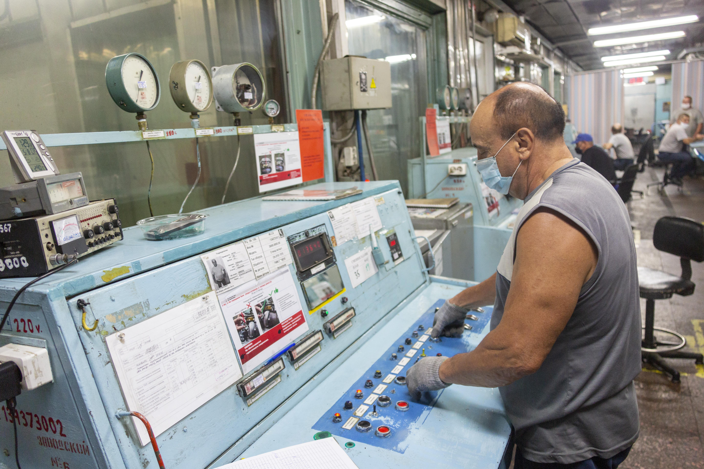 На «КАМАЗе» модернизированы испытательные стенды для турбокомпрессоров