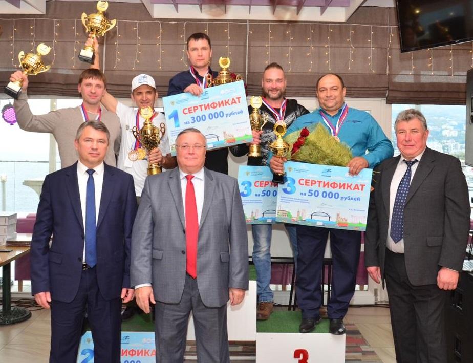 Камазовец стал первым в России среди водителей