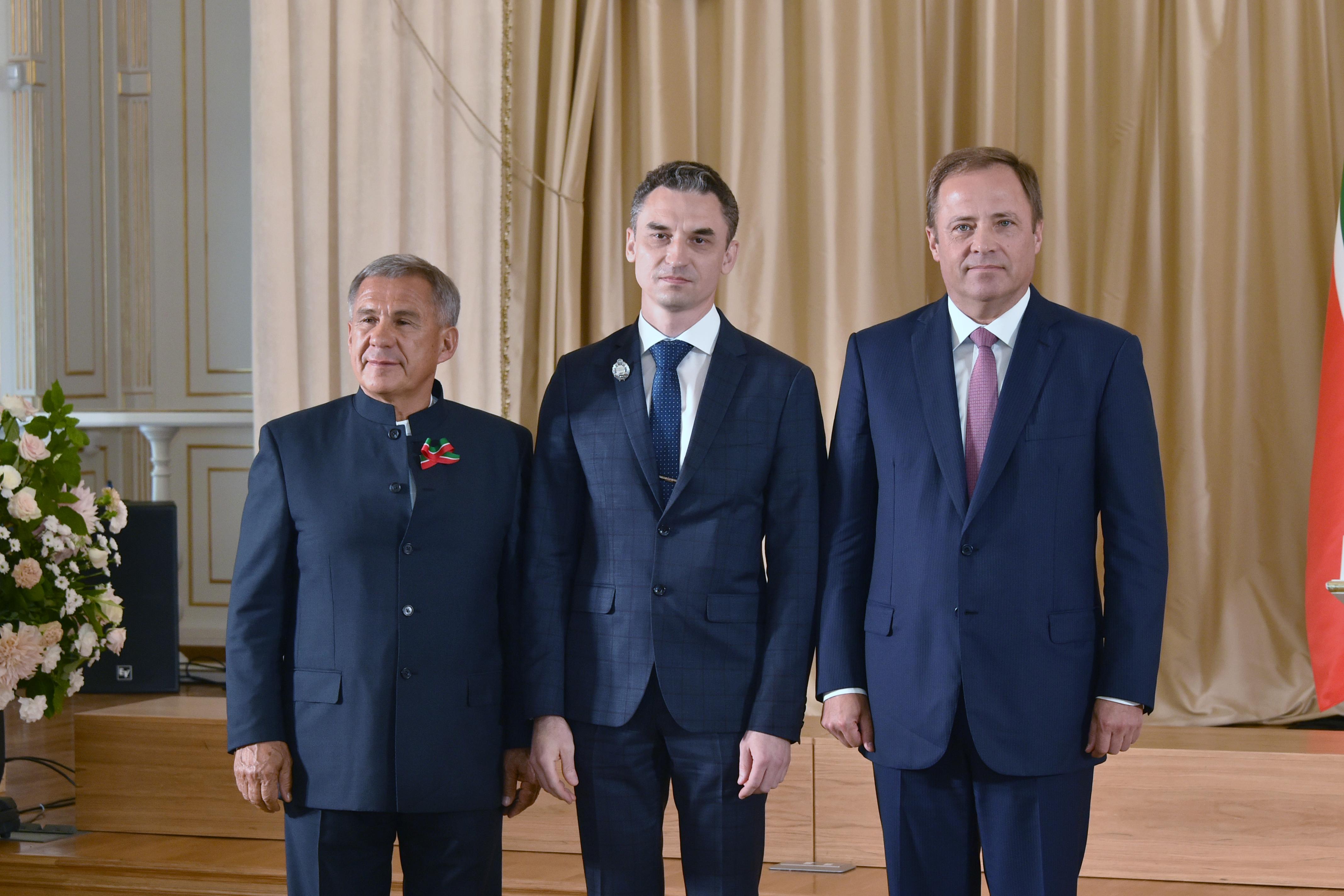 Награда главному конструктору «КАМАЗа»