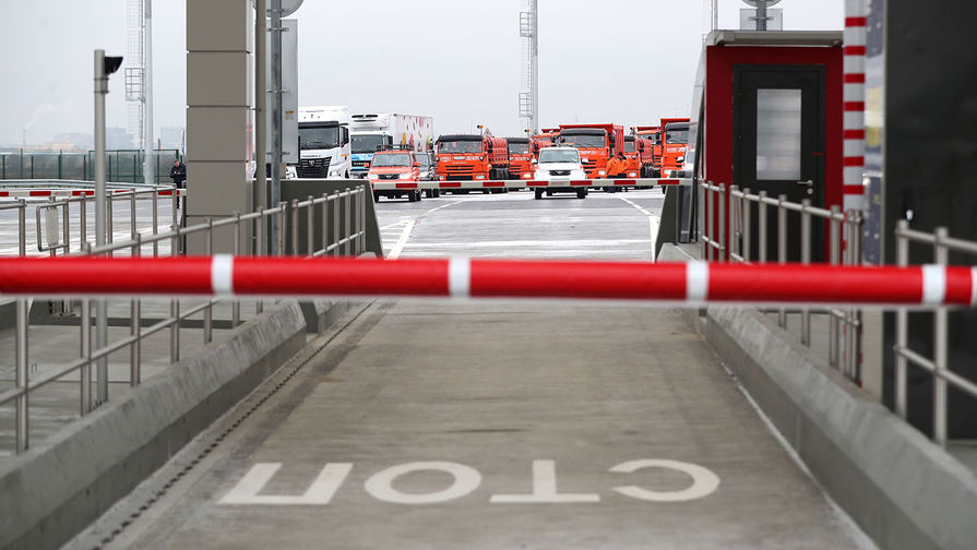 Автомобили КАМАЗ протестировали новую автомагистраль