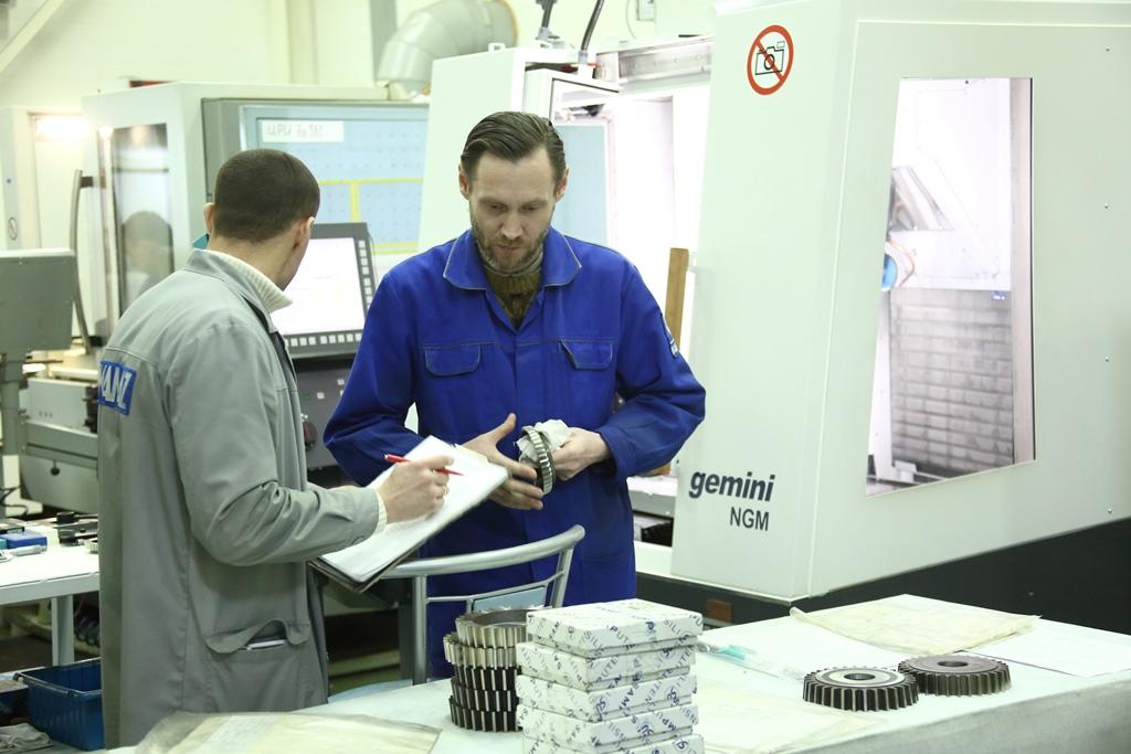 Стратегическая сессия на ремонтно-инструментальном заводе