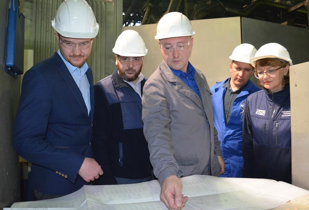 Цифровое решение на кузнечном заводе