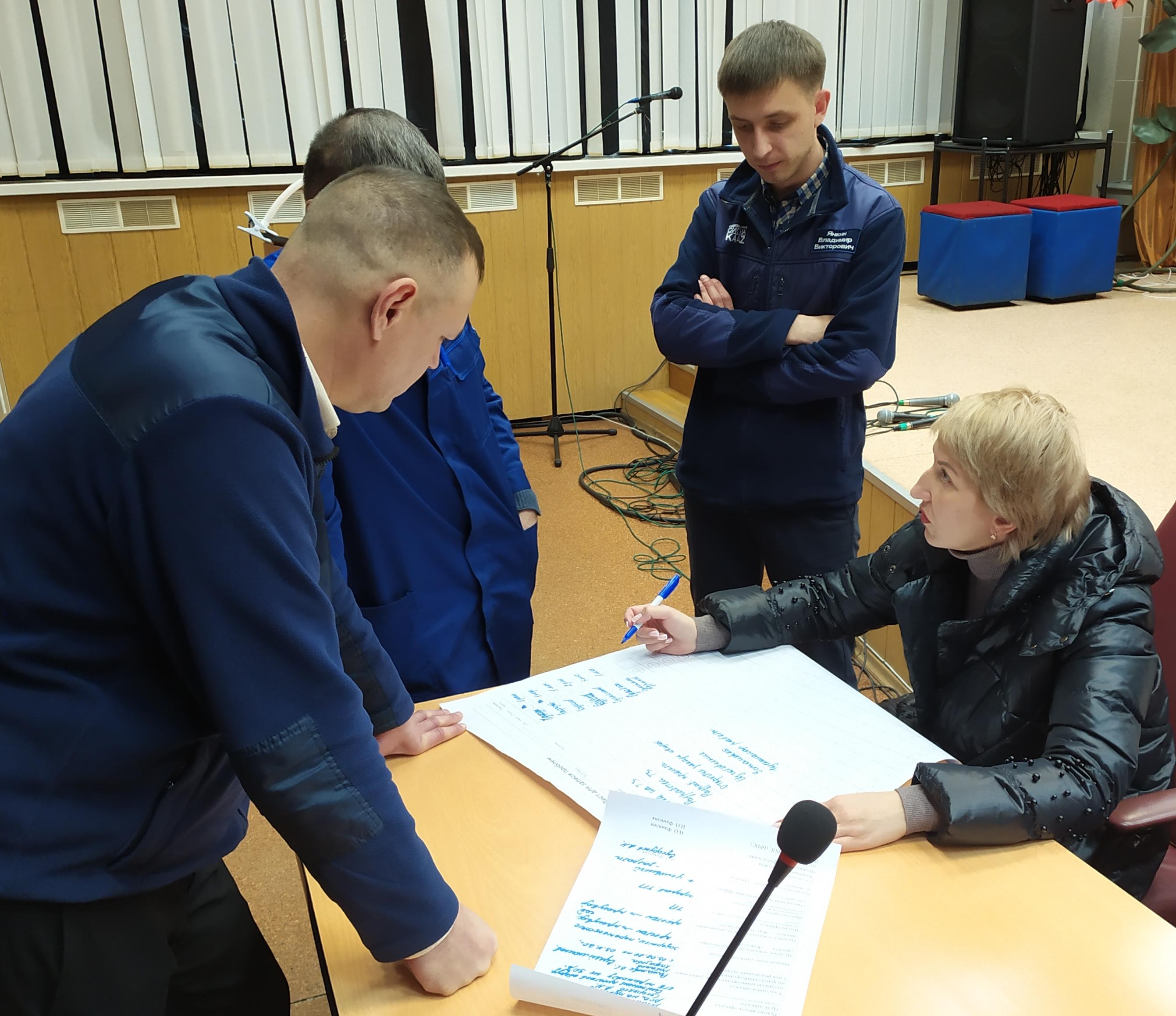 Литейщики «КАМАЗа» провели стратегическую сессию