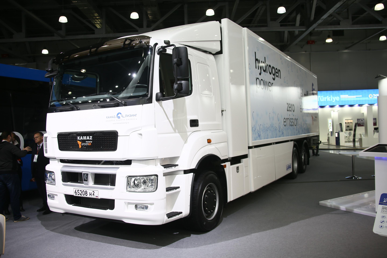 «КАМАЗ» и GreenGT SA объединяют усилия в области водородного топлива