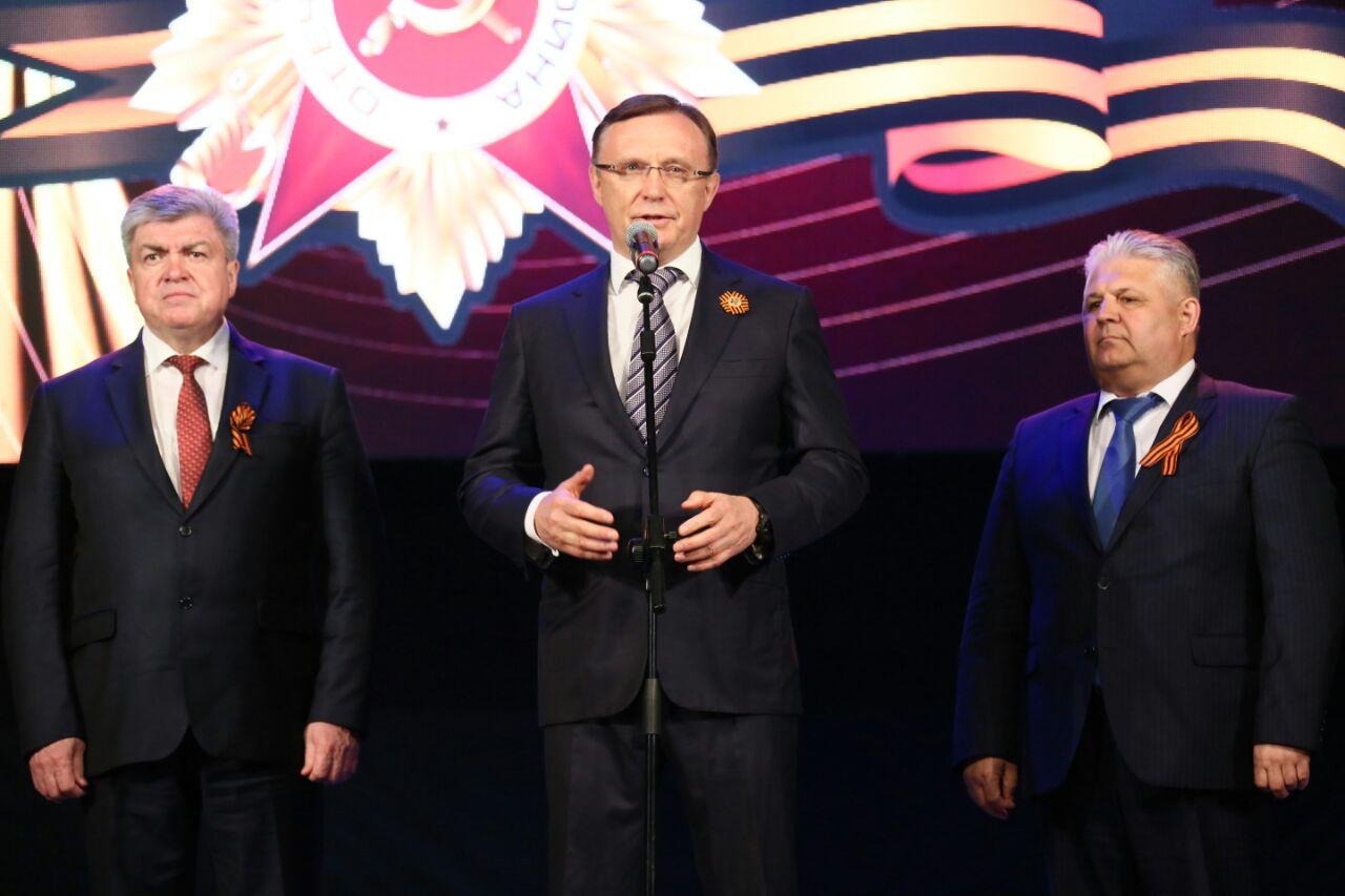 «КАМАЗ» поздравил ветеранов с Днём Победы