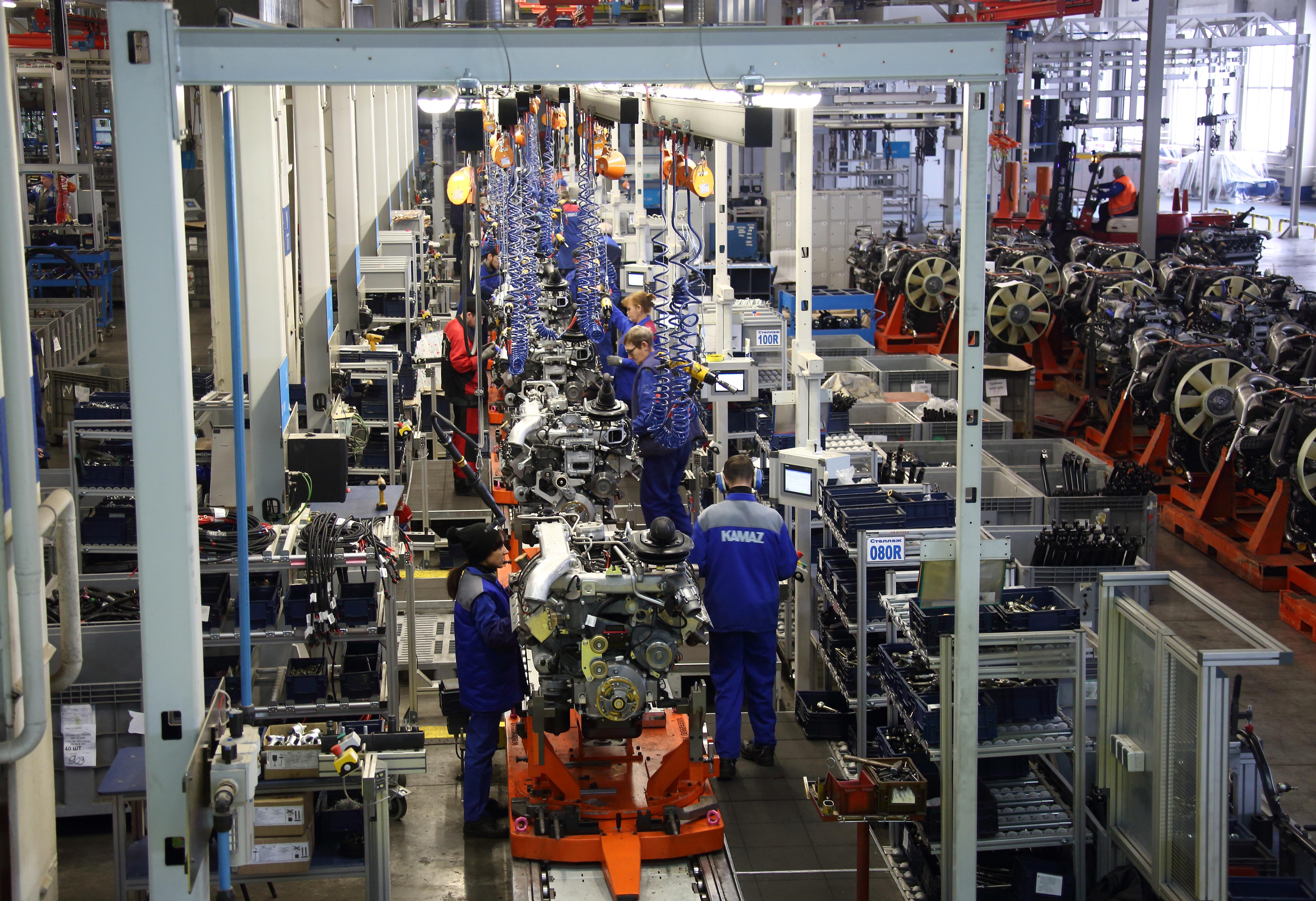 Завод двигателей «КАМАЗа»: итоги и планы
